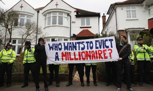 EVICT-MILLONAIRE
