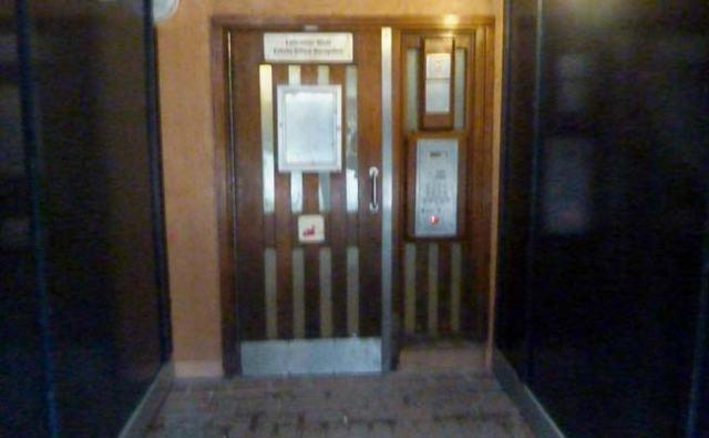 Grenfell-Door