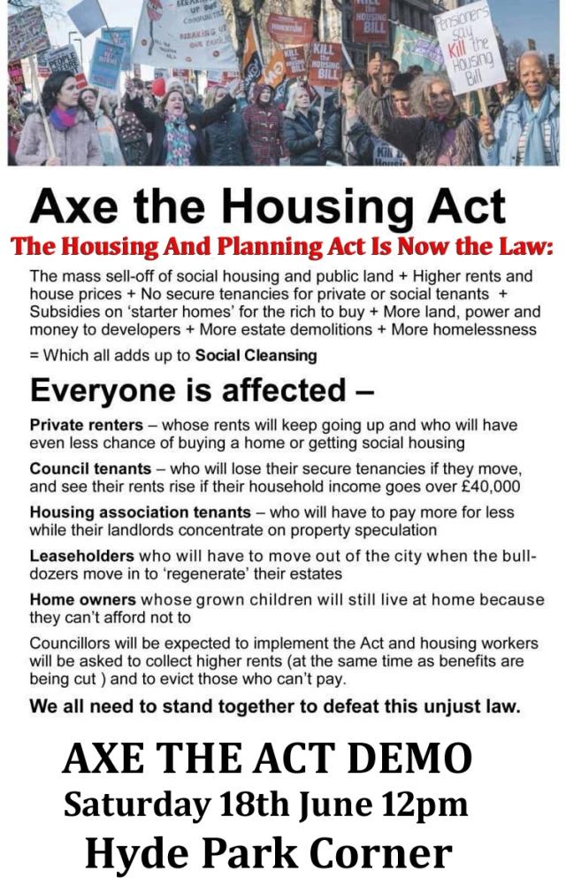 axe the act